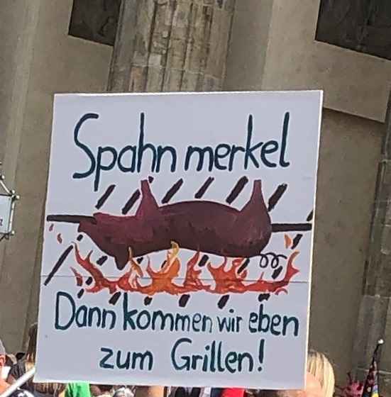 Heidlberger Demo Berlin 11