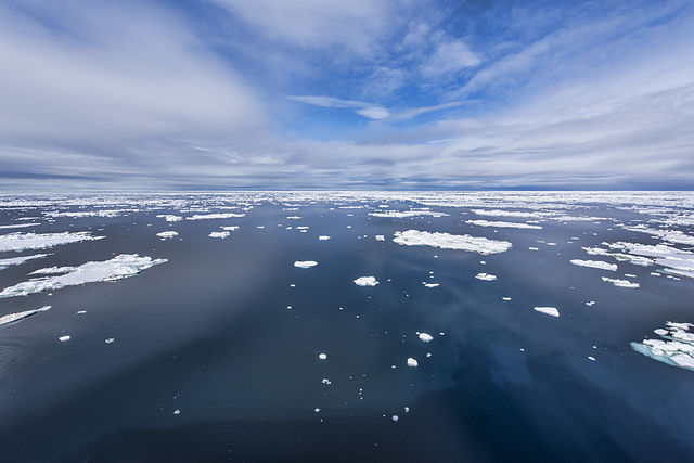 Sea Ice Christopher Michel flickr