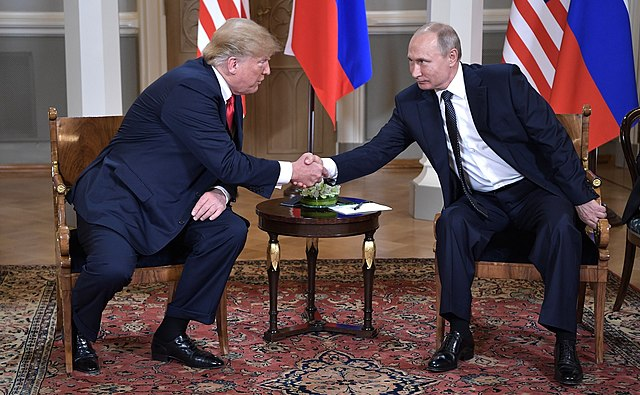 Vladimir Putin Donald Trump in Helsinki 16 July 2018 3